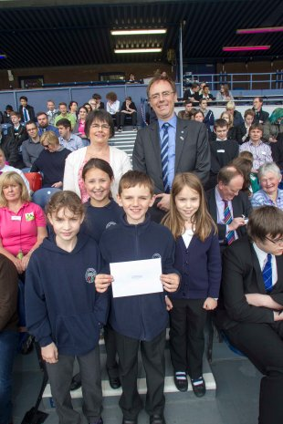 SCDI Young Engineers and Science Club ScotlandPic Peter Devlin