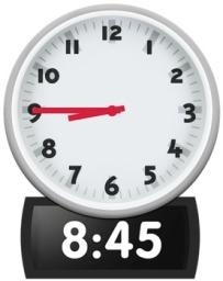 clock845