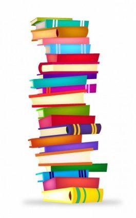 Pile of books 2